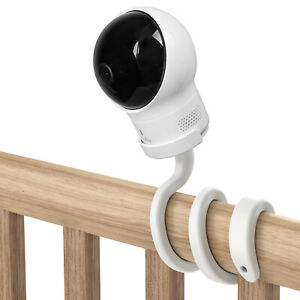 Flexible Twist Mount Only for eufy SpaceView Baby Monitor Bracket & Adapter