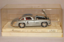Solido, 1955 Mercedes Benz 300 SL Grand Prix, 1/43 Scale with Box, Lot #2