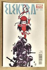 ELEKTRA #1 - FIRST PRINT SKOTTIE YOUNG VARIANT MARVEL COMICS (2014) DAREDEVIL