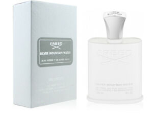 Creed Silver Mountain Water Eau de Parfum 4 oz. | 120 ml. NEW & SEALED