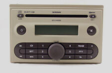 Nissan Note Radio mit. 6-fach Wechsler NEU