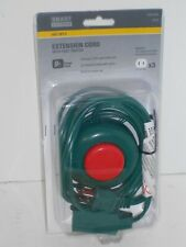 9 Foot 3 Outlet Extension Cord With Foot Switch Christmas Tree Free Shipping