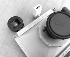 3d printed WillTravel Viewfinder for the WillTravel camera buyer, stand alone