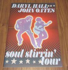 Daryl Hall & John Oates JAPAN tour book 2015 CONCERT PROGRAM more H&O available