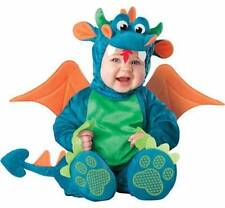 Dinky Dragon 6-12 mos INFANT TODDLER COSTUME Boys Kids Cute Theme Party Hallowee