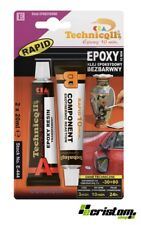 NEW Clear Epoxy Glue 10min For Glass Porcelain Ceramics Stone Concrete Marble
