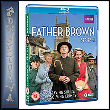 FATHER BROWN - COMPLETE SERIES 4 *BRAND NEW BLURAY *