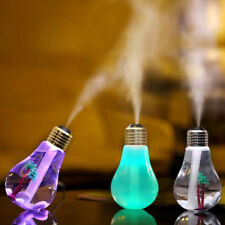 USB Luftbefeuchter Aroma LED-Diffuser Bulb Ultraschall Diffusor Aromatherapie