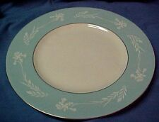 """Minton TURQUOISE CAMEO Dinner Plate 10-5/8"""" ~More Items Available ~Nice"""