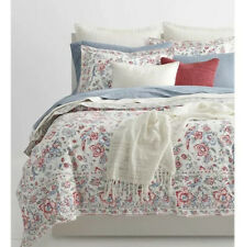 Ralph Lauren LUCIE  Floral 3-Pc.FULL/QUEEN Comforter & Shams Set $335