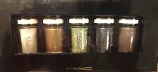 MAC Nocturnal Pigments and Glitter - Green and Teal - 2013 HOLIDAY BNIB