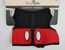 Disney Tails Mickey Mouse Costume Harness for Dogs (Xs) Extra Small Disney Parks