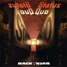 STATUS QUO ( NEW SEALED CD ) BACK TO BACK ( WITH BONUS TRACKS )