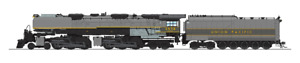 BROADWAY LIMITED 5826 HO UNION  PACIFIC CHALLENGER DCC, SND,SMOKE RD #3978 GRAY