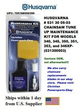 HUSQVARNA 531 30 05-03 CHAINSAW MAINTENANCE KIT FOR MODELS 340,345,350,351,353,