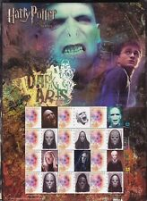 Indonesia  2011 MNH  four sheet 12 stamps. Harry Potter .Smoll crease side.