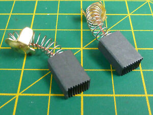COMPATIBLE HITACHI POWER TOOL CARBON BRUSHES SIZE 7mm X 11mm LENGTH 17mm
