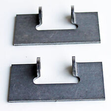 1939 1940 1941 1942 1946 Chevy Truck WELD ON BRACKETS for door checks PAIR 2 PC