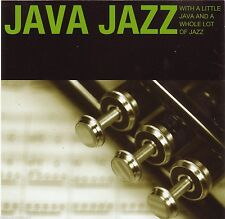 Java Jazz - Little java and a whole lot of jazz - CD - VERY GOOD CONDITION!