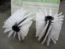 Agria Comfort Cleanstar 6100 / 7100 Kehrwalzen (2 Stück) Einachser Schmutz