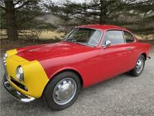 1960 Alfa Romeo Giuliette Coupe