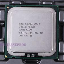 Intel Xeon X3360 SLAWZ SLB8X CPU Processor 1333 MHz 2.83 GHz LGA 775/Socket T