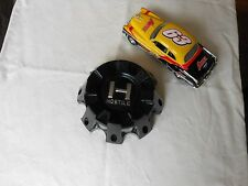 HOSTILE Black Custom Wheel Center Cap # M-883