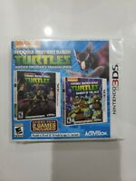 Teenage Mutant Ninja Turtles Master Splinter''s Training Pack 3DS New Nintendo 3