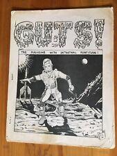 Guts, the Magazine with Intestinal Fortitude #2 1967 Comic Book Fanzine