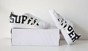 ADIDAS Superstar Weiß Sneaker GR. 39 1/3, 42, 44 US  6.5,8.5,10 NEU & OVP FV2816