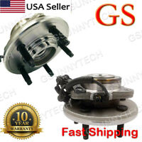 Pair Front Wheel Bearing Hub for 2006-2010 Ford Explorer 4.0L 4.6L W/ABS 515078