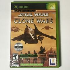 Star Wars The Clone Wars And Tetris World Combo Xbox Great Condition (No Manual)