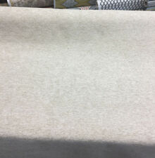 20 Yard Roll Beige Fabric Chenille upholstery Fabric couch pillow sofa