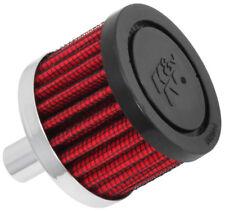 62-1010 K&N Vent Air Filter 1/2 VENT 2 D 1-1/2H STEEL BASE (KN Universal Air Fil