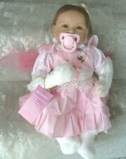 """NPK Collection Reborn Baby Doll Approx 15"""" Magnetic Dummy in original packaging"""