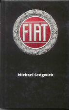 Fiat Complete story of Cars Men Racing Planes Military + 1899-1972 by Sedgwick