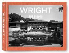 Frank Lloyd Wright Complete Works Vol 1: 1885-1916 Gossel Pfeiffer TASCHEN XL