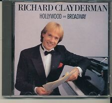 Richard Clayderman - Hollywood & Broadway (AUDIO CD) [x5]