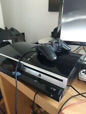 Sony PS3 Playstation 3 Konsole (CECHL04) 80GB + 2 Controller + 11 Spiele! Konvul