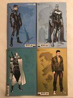 Batman #99,100,102, & 103  Jimenez 1:25 Cover's Lot (4 TOTAL)
