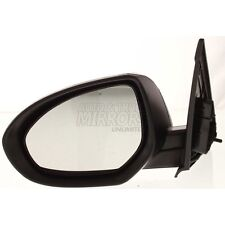 10-13 Mazda Mazda3 Driver Side Mirror Replacement - With Signal Lamp
