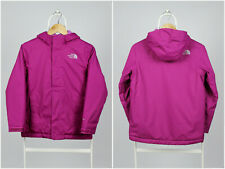 Youth Junior Girls The North Face DryVent Ski Jacket System Map Pink Size M