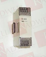 MITSUBISHI FX0N-8ER-ES/UL (Used, Cleaned, Tested 2 year warranty)