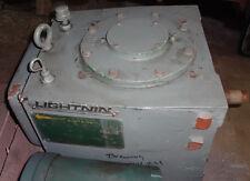 Lightnin 90 Degree Gear Reducer 72 C 1.5 32.1 Ratio