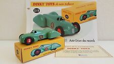 Dinky Toys Atlas - Auto Union des records