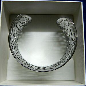 ENVY Jewellery Stainless Steel Leap of Faith Bangle