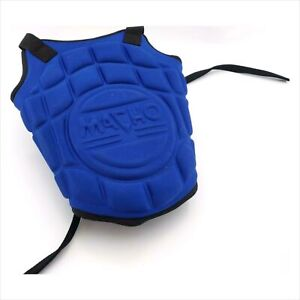Macho Chest Protector Sparring Blue