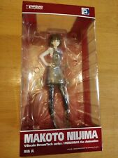 PERSONA 5 MAKOTO NIIJIMA QUEEN DREAMTECH 1/8 COMPLETE FIGURE - NEW AND SEALED