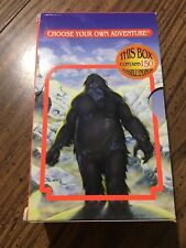 Choose Your Own Adventure 4-Book Set, Volume 1: The Abominable Snowman/Journe
