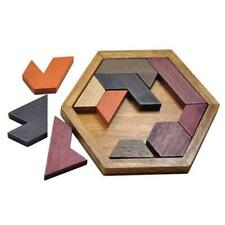 Kids Puzzles Wooden Toys Jigsaw Board Geometric Shape Child Educational Toy